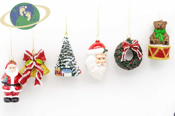 Набор новогодних игрушек арт. 22068