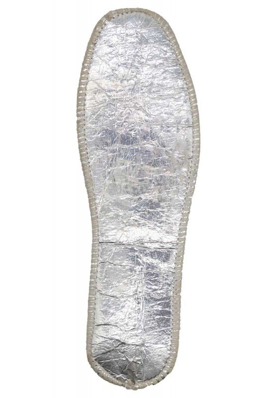 Стельки фольгированные с войлоком B6