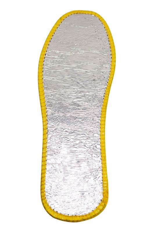 Стельки фольгированные с войлоком 2-2