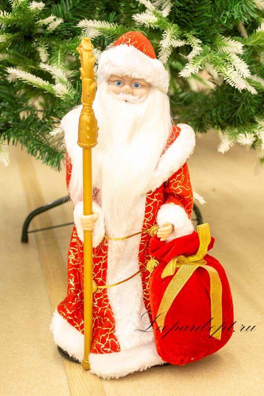 Фигурка «Музыкальный Дед Мороз»