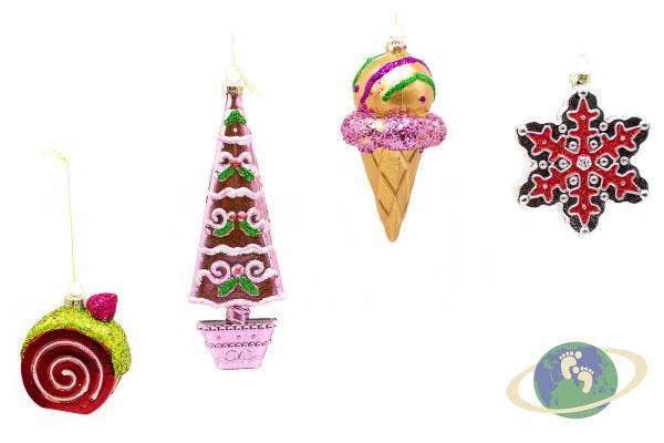 Набор новогодних игрушек арт. 22001