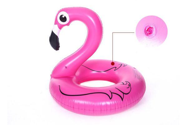Надувной круг «Фламинго» 1239-6